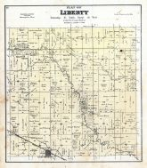 Liberty, Marshall County 1885